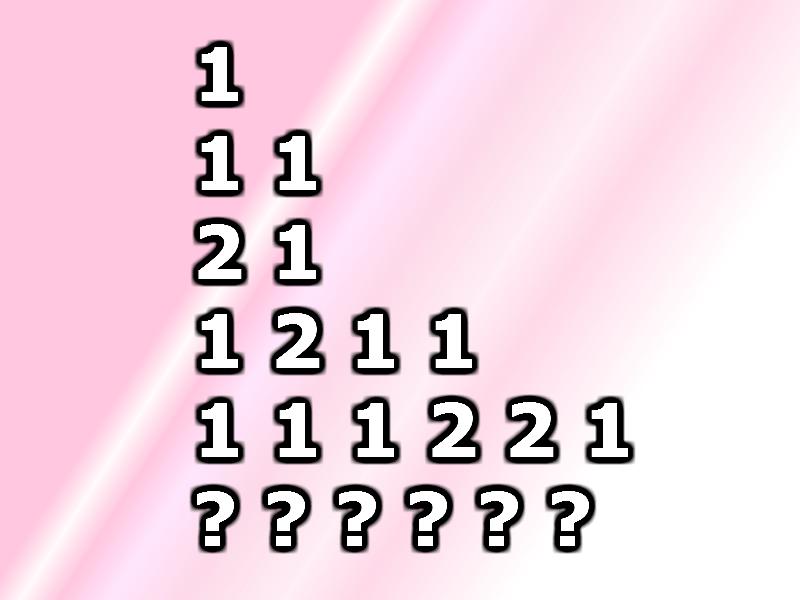 """Indovinello con i numeri per veri """"esperti"""""""