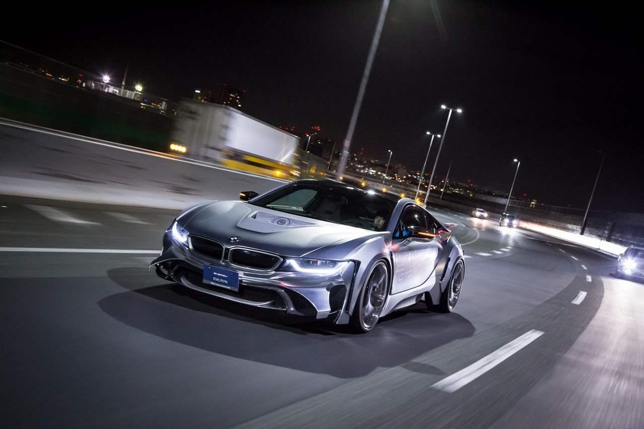 BMW i8 Cyber Edition