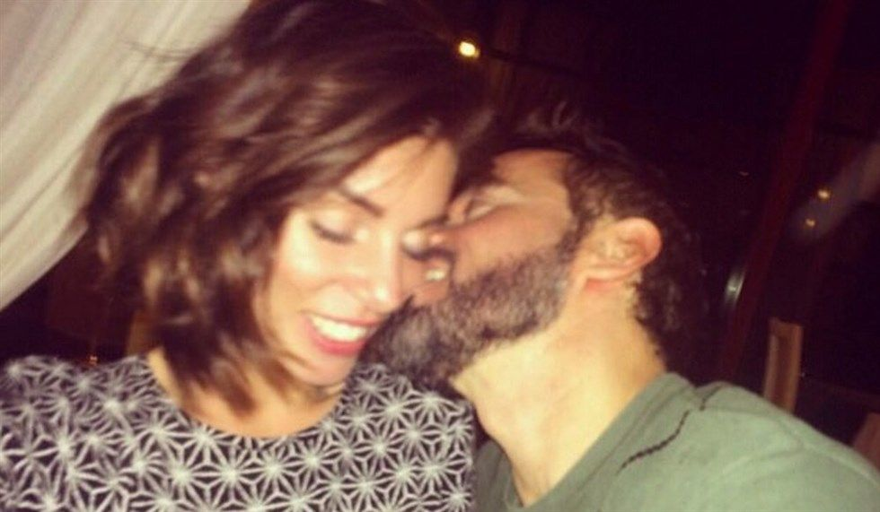 Bianca Aztei è incinta di Max Biaggi? La gravidanza 'segreta' della cantante