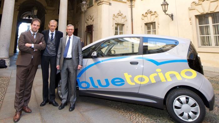 Blue Torino