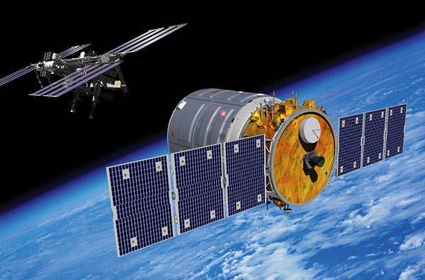 La stampante 3D italiana in volo verso la stazione spaziale internazionale