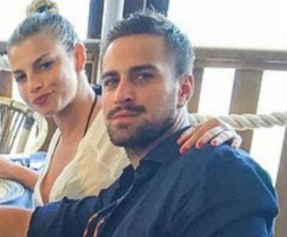 Emma Marrone e l'ex fidanzato Fabio Borriello insieme al ristorante: ritorno di fiamma?
