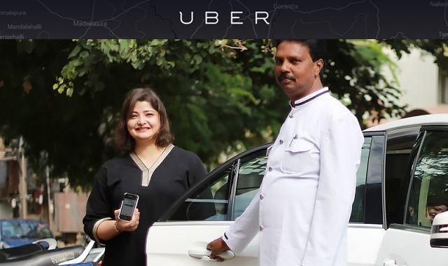 donna chiama figlio Uber