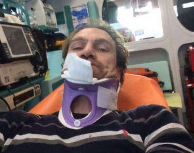 Sergio Volpini incidente stradale