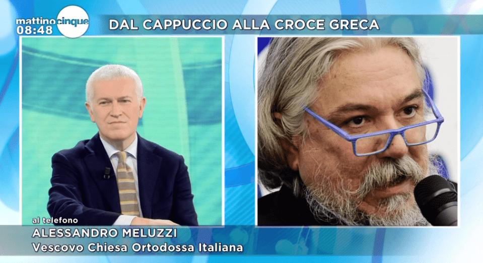 Alessandro Meluzzi: lo psichiatra della TV è diventato Vescovo della Chiesa Ortodossa