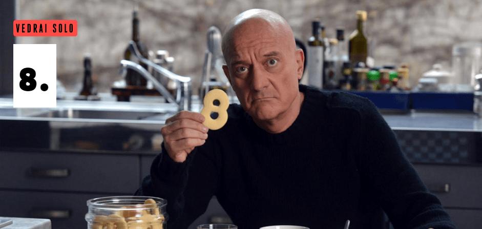MTV (non) chiude e si rifà il look: Claudio Bisio testimonial del canale 8