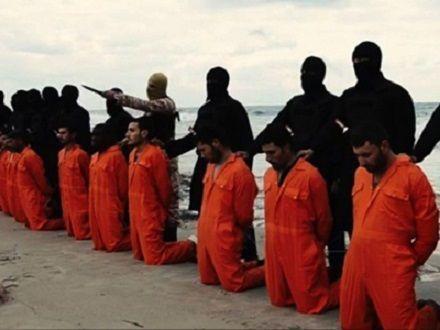 Finta esecuzione Isis a Vignola