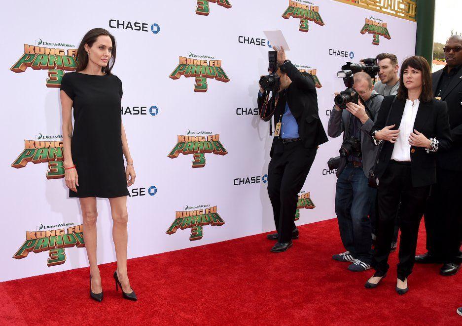 Kung Fu Panda 3, Angelina Jolie