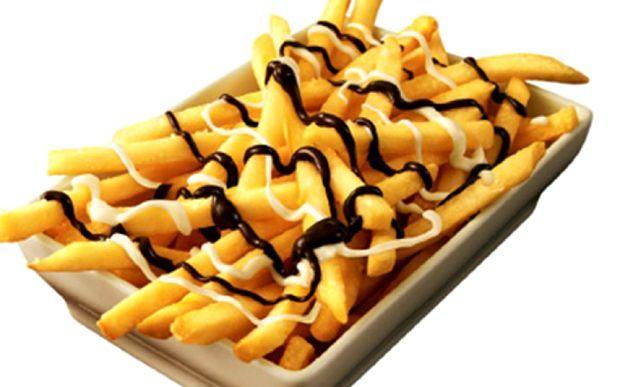 Patatine McDonalds