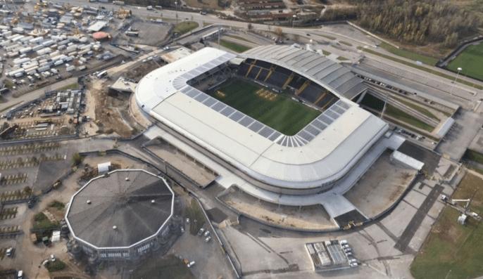 Udinese-Juventus, la 'prima' nel nuovo stadio Friuli