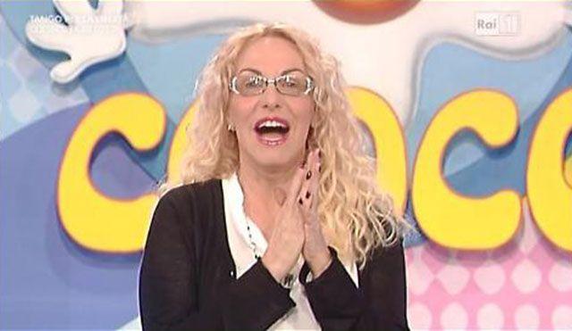 Antonella Clerici occhiali