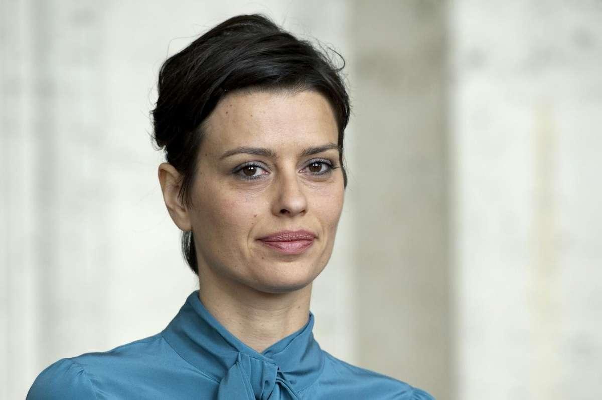 Claudia Pandolfi mamma