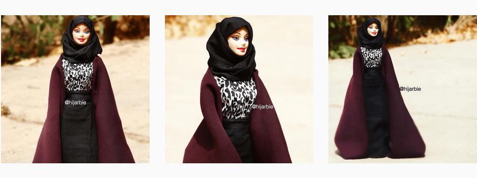 Barbie islamica: la bambola con l'hijab diventa virale su Instagram