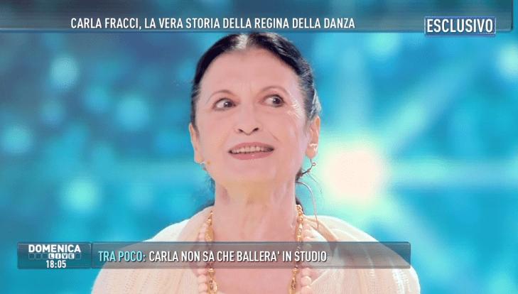 Carla Fracci balla ancora: da Sanremo a Barbara D'Urso, è diventata un personaggio pop