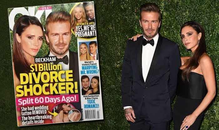 David e Victoria Beckham divorziano? Nuove voci di crisi per la coppia