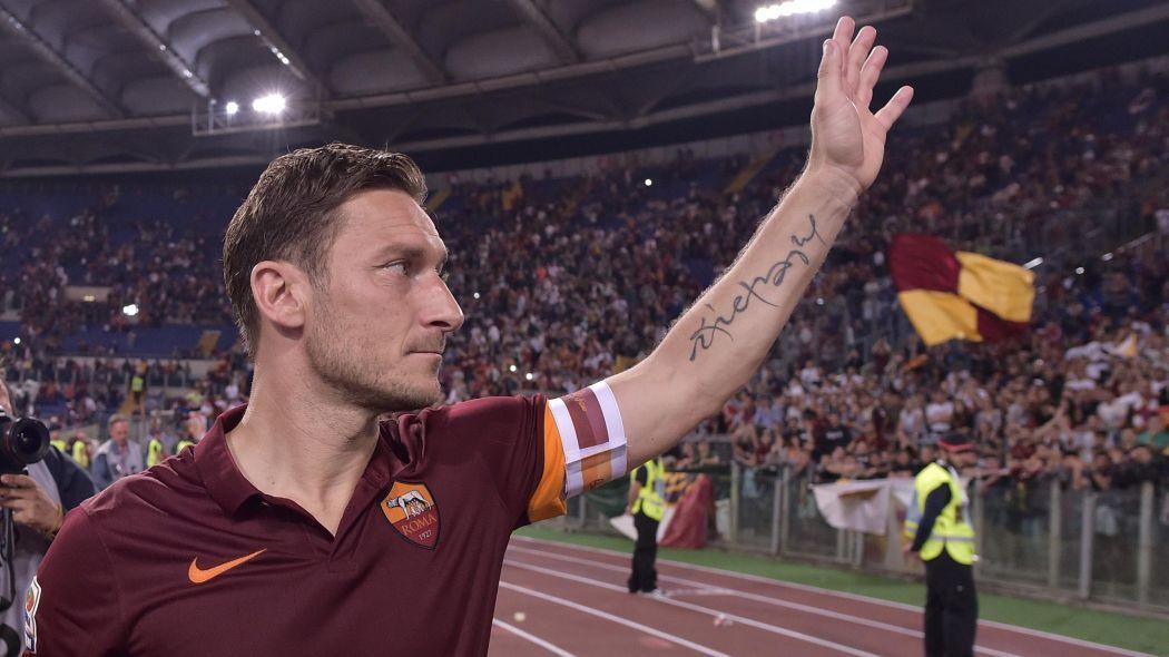 Francesco Totti, numeri di un campione