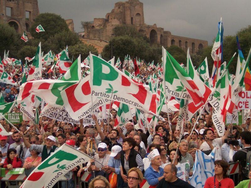 Primarie PD a Roma