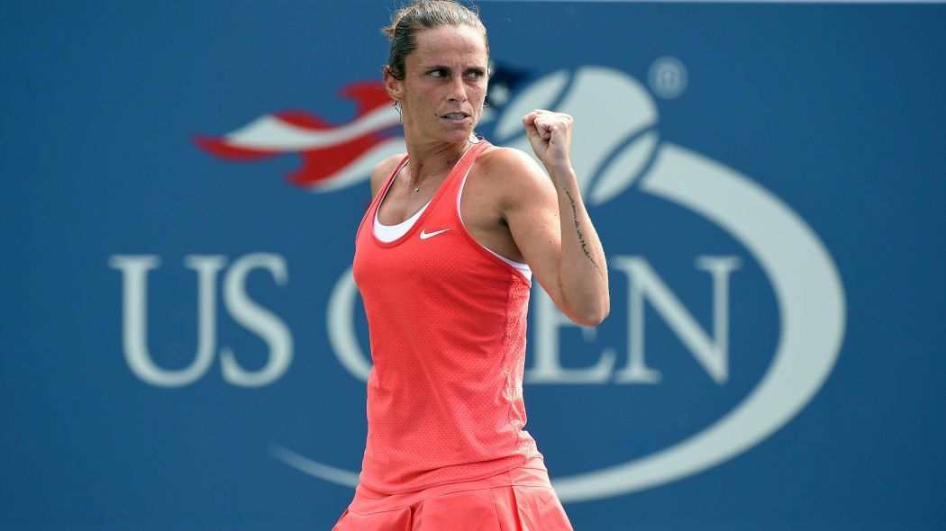 Roberta Vinci dentro la Top 10