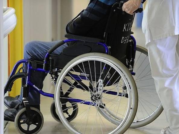 Roma disabili maltrattati