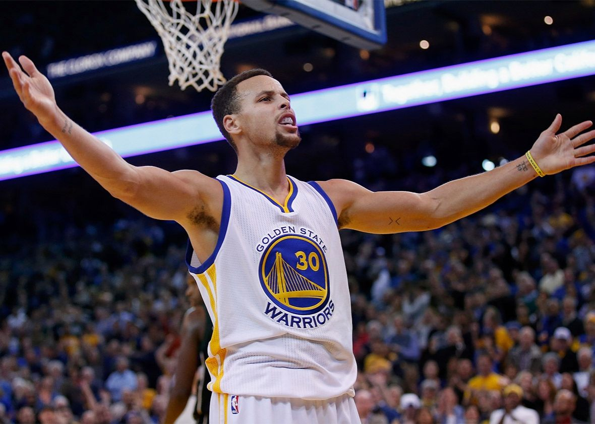 Steph Curry Record