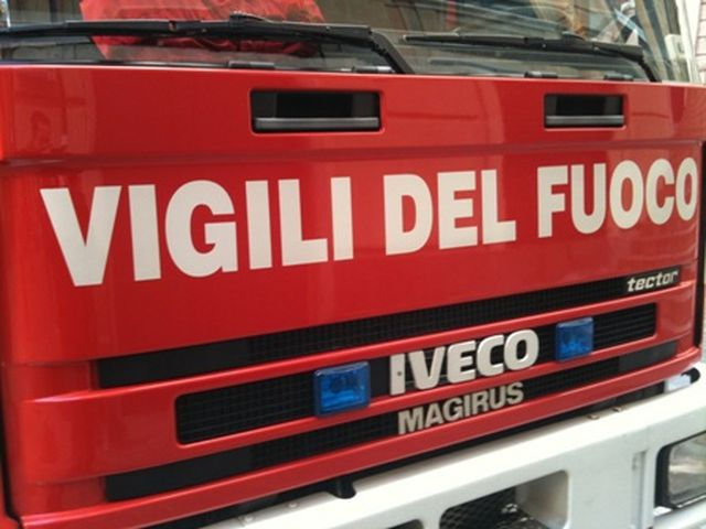 Torino donna muore tra le fiamme