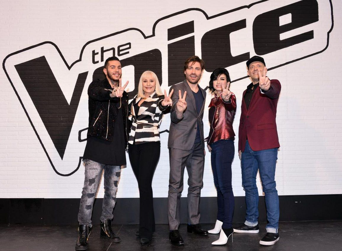The Voice 4 blind audition