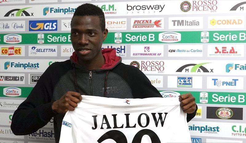 Jallow, dal barcone al campo di calcio