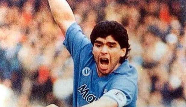 Maradona positivo al doping