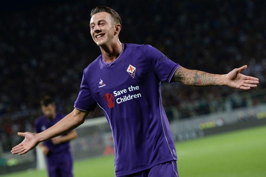 Fiorentina vincente contro il Verona