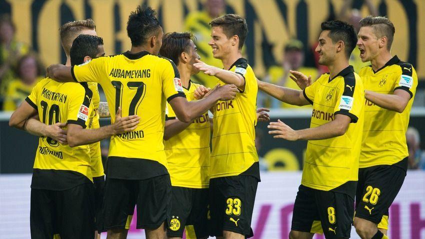 Borussia Dortmund contro Tottenham