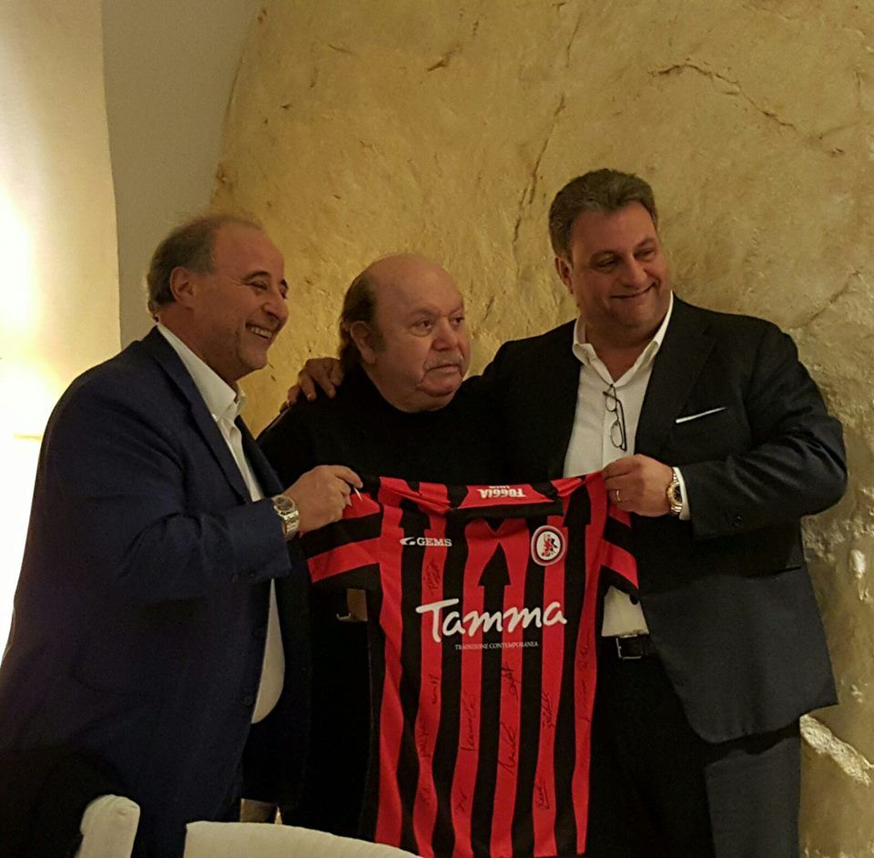 Oronzo Canà allenatore Foggia