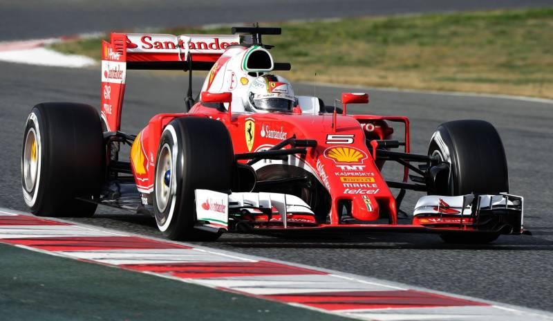 Formula Uno Calendario
