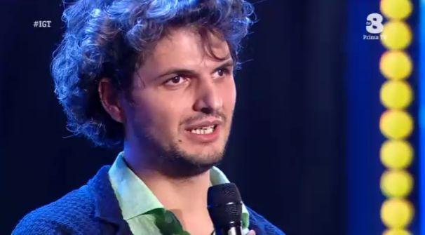 Ivan Dalia a Italias got talent