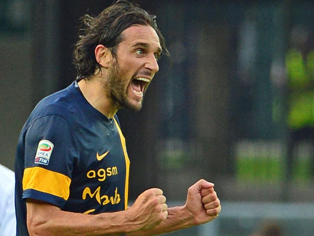 Luca Toni ha cambiato 15 squadre