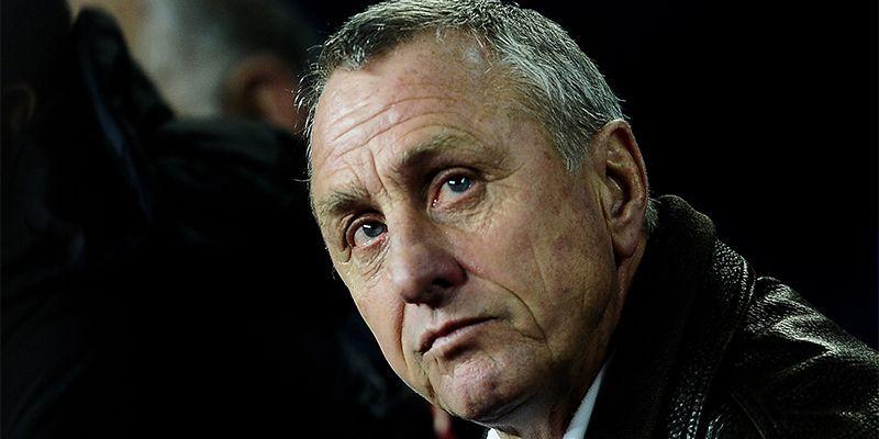 Lutto nel calcio, muore Cruyff