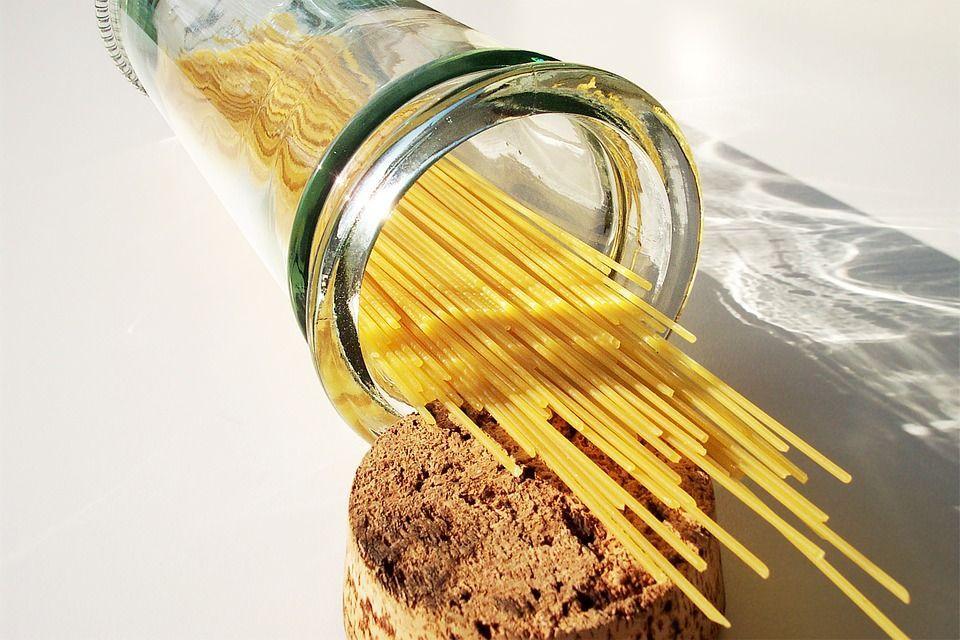Spaghetti dalla Turchia sequestrati
