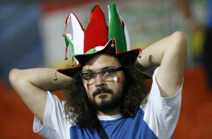 L'Italia perde contro le Big d'europa