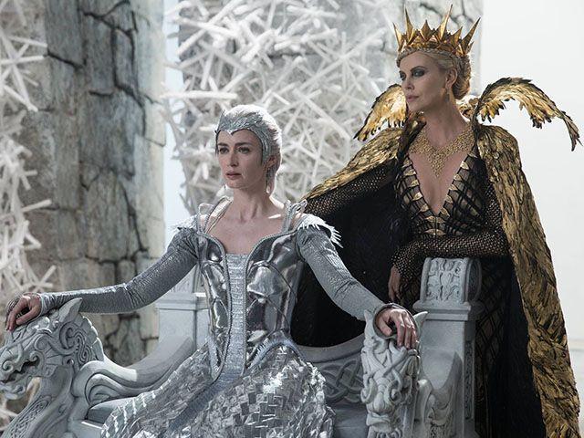 Il Cacciatore e la Regina di Ghiaccio trama