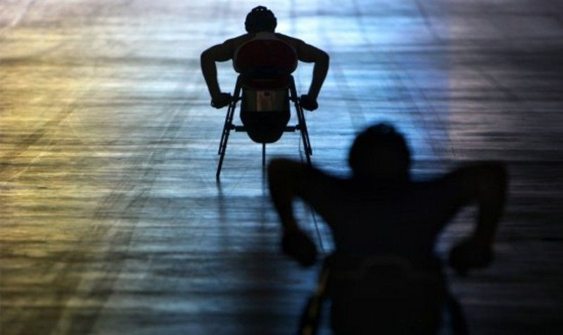I disabili campioni nello sport