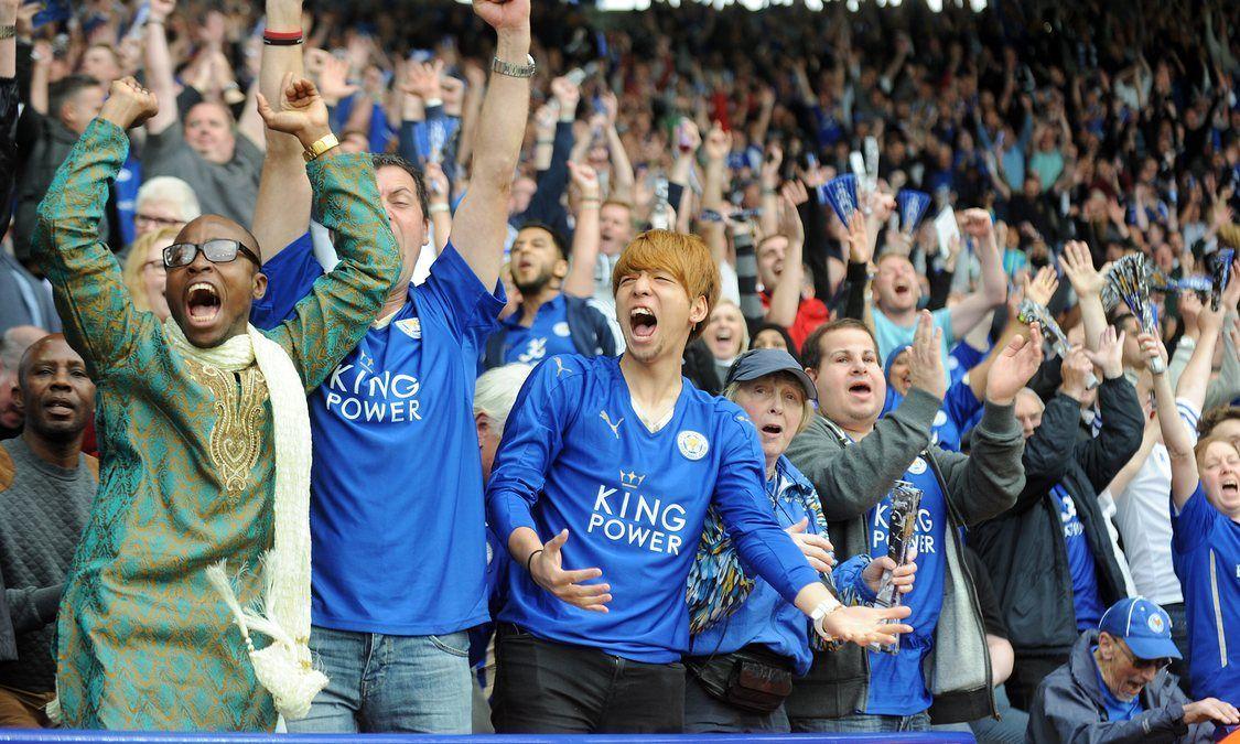 Presidente offre birra e ciambelle ai tifosi del Leicester