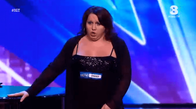 Italia's got talent 2016: la transgender Emily De Salve canta Don Giovanni