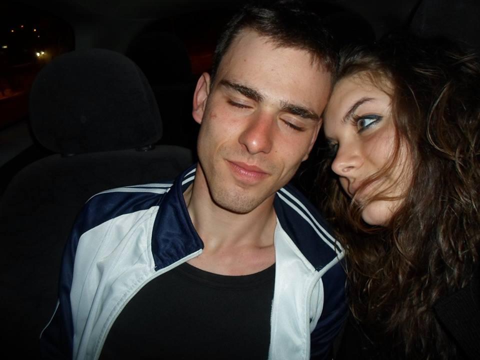Luca Varani e la fidanzata