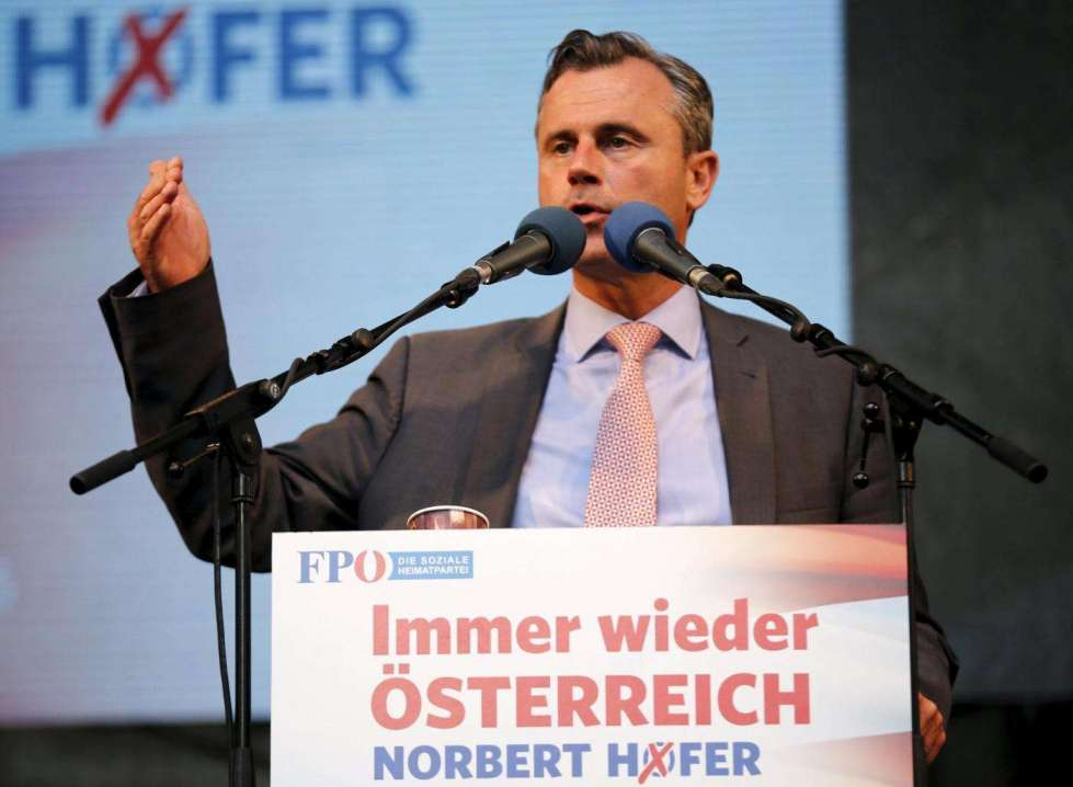 Norber Hofer