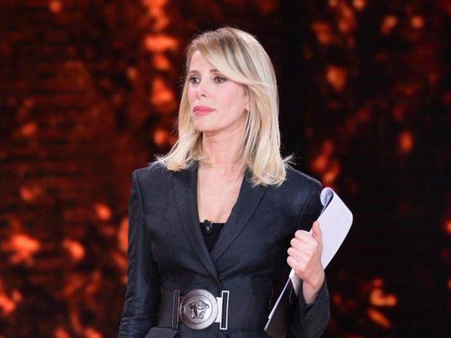 Alessia Marcuzzi Giubileo dei Ragazzi 2016