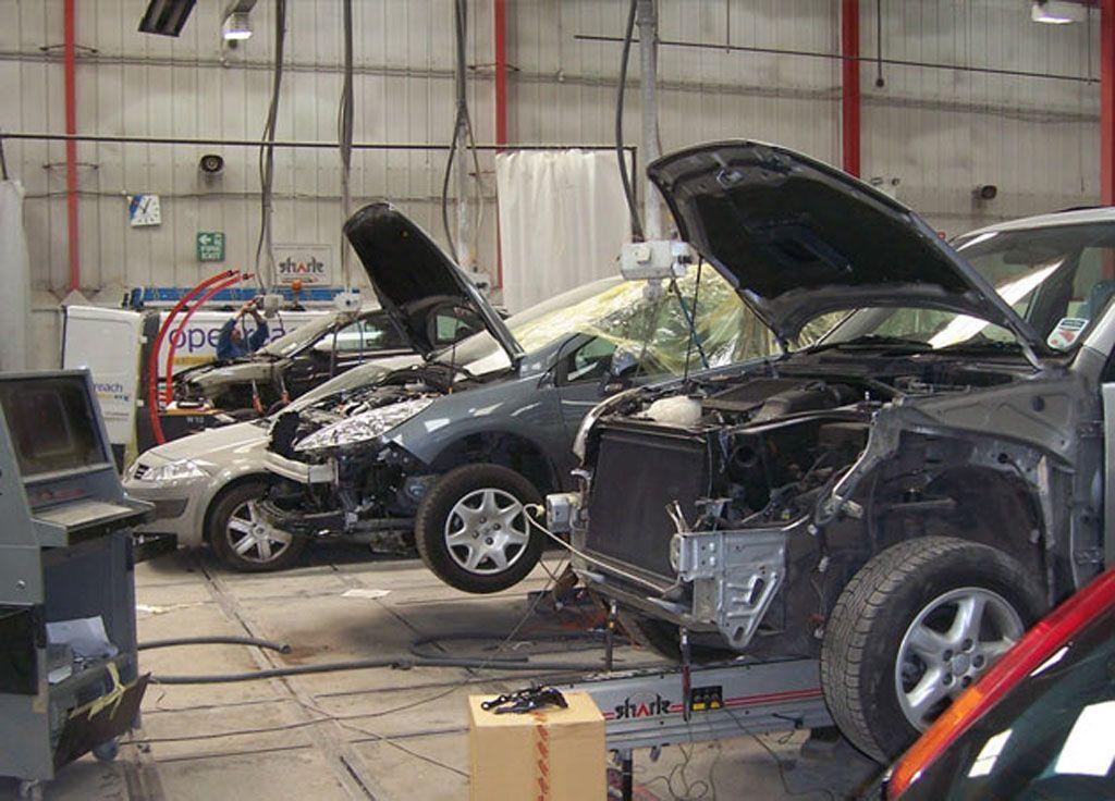 assicurazione auto incidente carrozzeria
