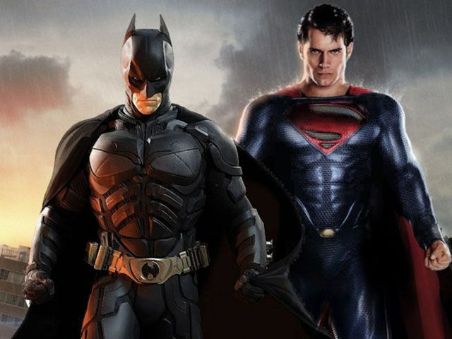 batman o superman test