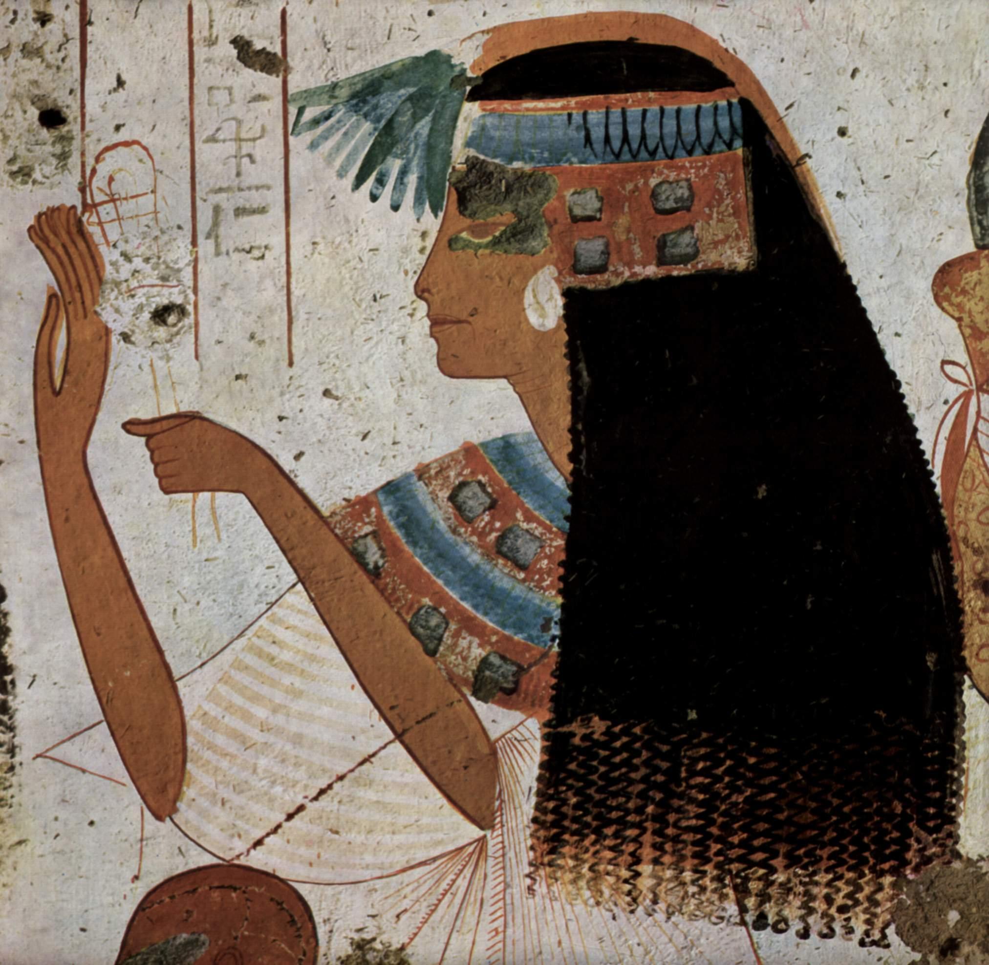 cosa mangiavano gli antichi egizi