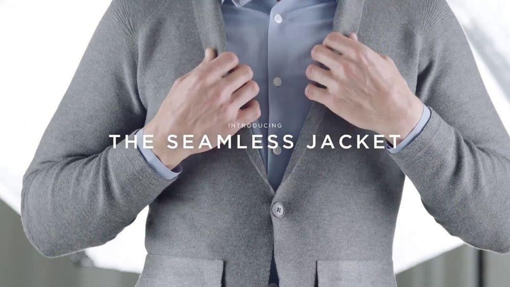 giacca senza cuciture