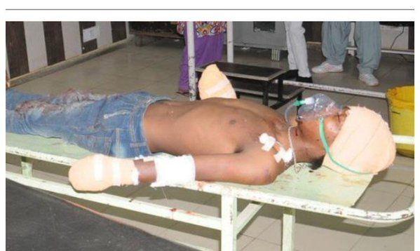 india taglia mani a stupratore figlia