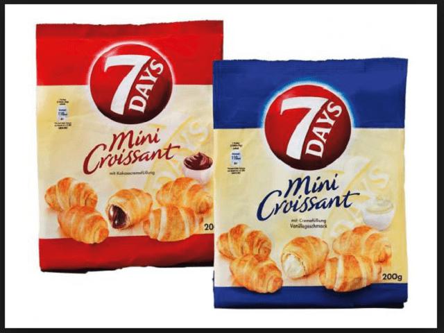 mini croissant ritirati coop